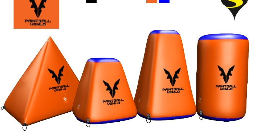 Sup'Airball official field partner Paintball Venlo